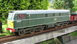 Type 31 diesel locomotive