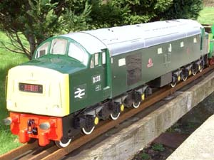 Keith's Class 40 Diesel locomotive